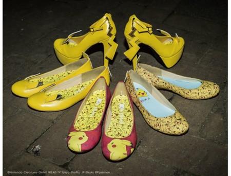 Zapatos Pikachu 2