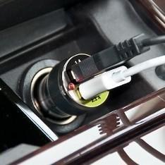 Un cargador USB imprescindible
