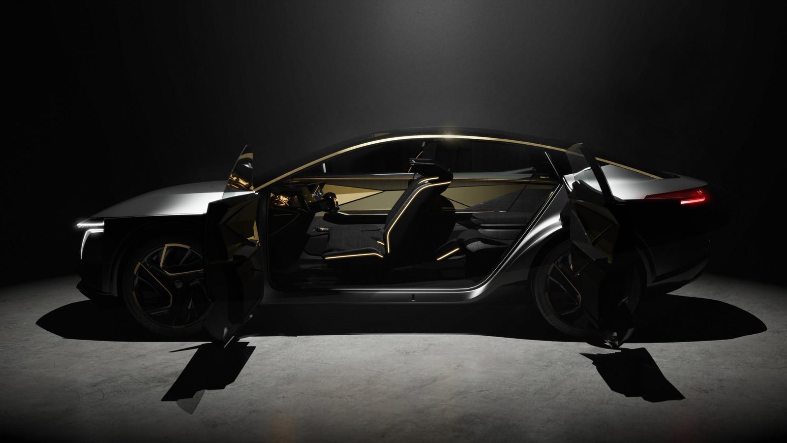 Foto de Nissan IMs EV Sports Sedan concept (21/31)