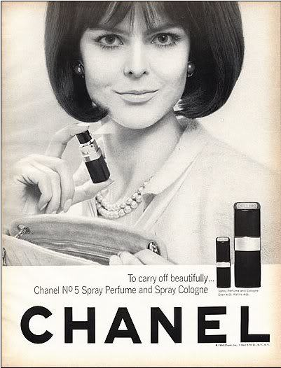 Chanel No. 5 - 1967