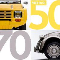 ¡Felicidades, Citroën 2CV y Méhari! Dos clásicos que cumplen años y nos llenan de nostalgia