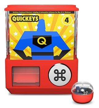 QuicKeys 4: atajos, macros, abreviaturas... una navaja suiza para el teclado