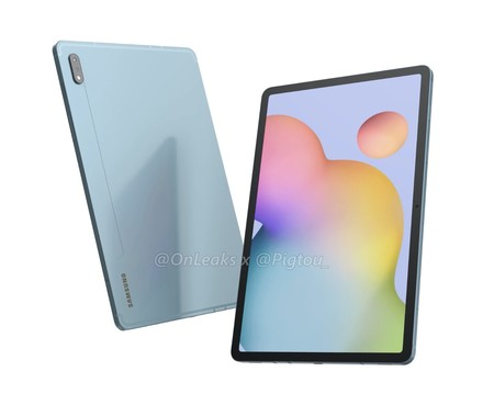Se filtra el diseño de la Samsung Galaxy Tab S7, la próxima tablet de gama alta de la compañía