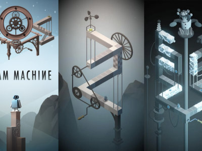 Dream Machine, un juego de puzzles en 3D similar a Monument Valley