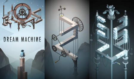 Dream Machine, un juego de puzzles en 3D similar a Monument Valley