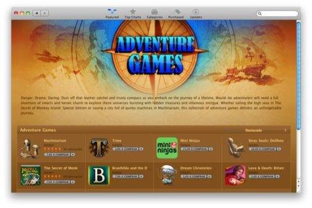 La nueva moda de la Mac App Store: juegos de iOS para Mac OS X