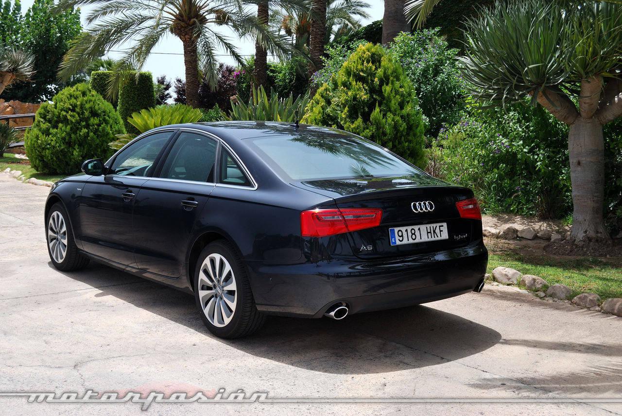 Foto de Audi A6 hybrid (prueba) (2/120)