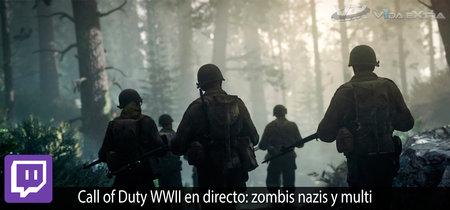 Streaming de Call of Duty WWII a las 17:00h (las 10:00h en CDMX) [finalizado]
