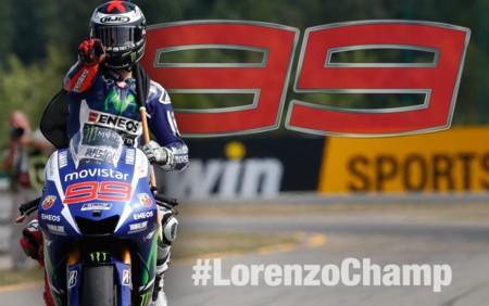Jorge Lorenzo gana una carrera que mantuvo a millones de fans aguantando la respiración