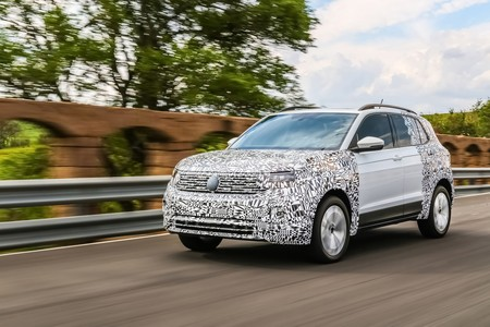 Volkswagen T Cross 2019 2