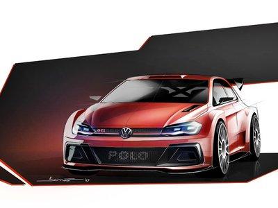 Primer aviso: Volkswagen volverá al WRC con el Polo GTI R5 de 270 CV
