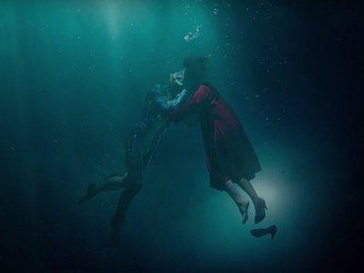 El fantástico tráiler de 'The Shape of Water' presenta el nuevo cuento de hadas de Guillermo del Toro