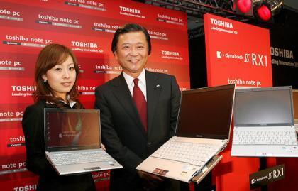 Toshiba Dynabook SS RX Series, los portátiles más delgados y ligeros del mundo