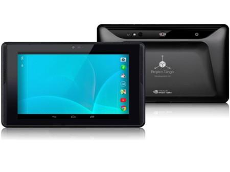 Ya puedes comprar la tablet Project Tango, sin una invitación