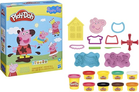 Peppa Play Doh