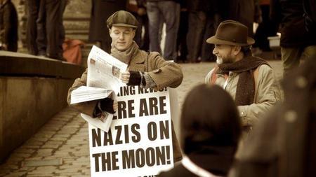 Los nazis de la luna