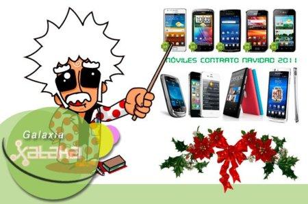 De campañas navideñas, comparativas, retrospectivas de fin de año y la matemática de Einstein aplicada a la telefonía móvil. Galaxia Xataka Móvil (del 12 al 18 de diciembre)