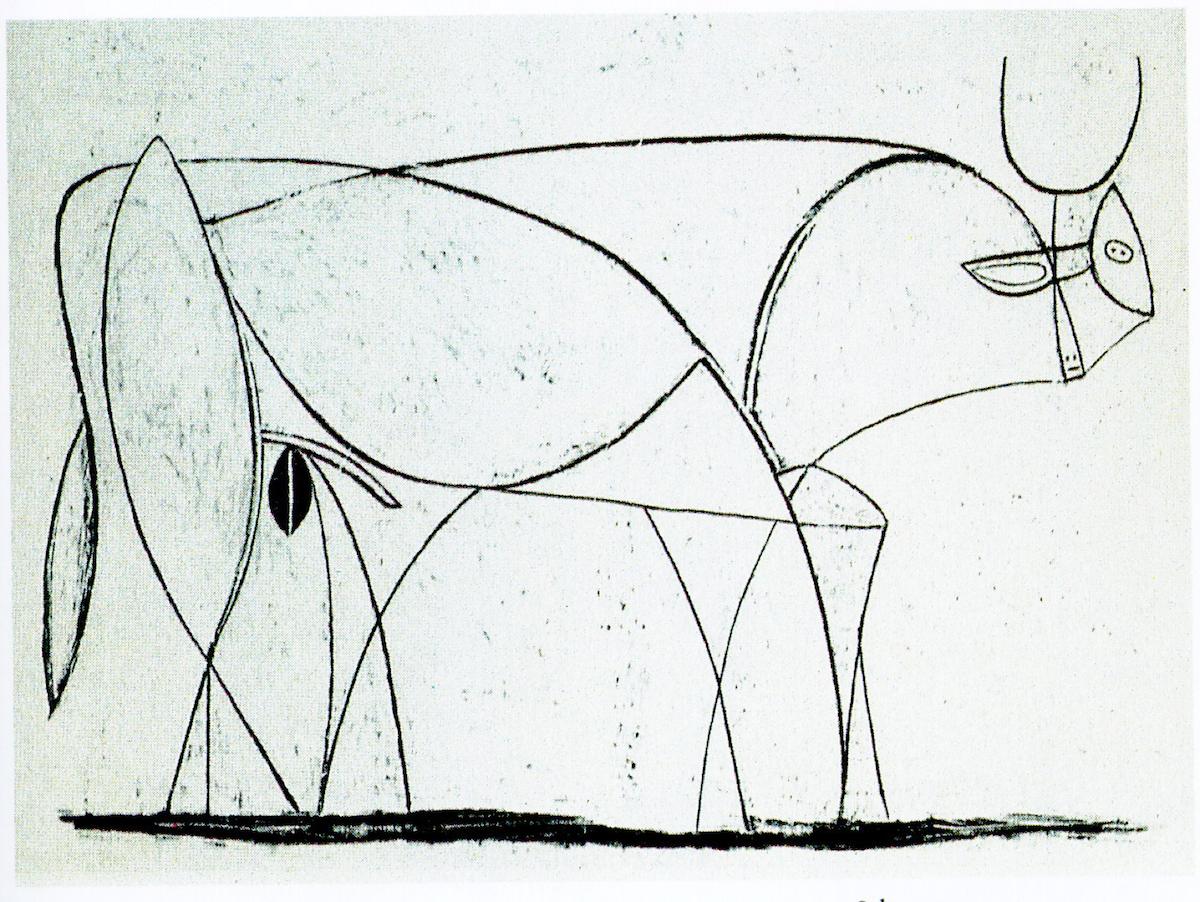Foto de Toro de Picasso (9/11)