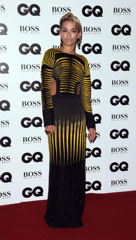 Rita Ora GQ Hombre del Año