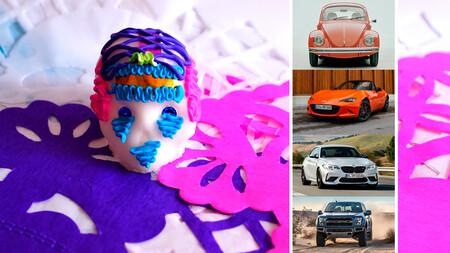 El equipo de Motorpasión México creó su propia auto ofrenda y estos modelos son los que la conforman