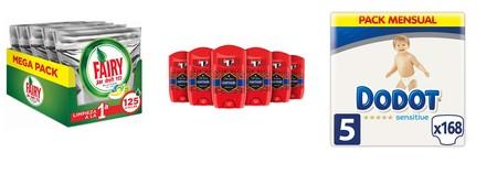 10 euros de regalo en Amazon por la compra de pañales, detergente o artículos de salud y belleza