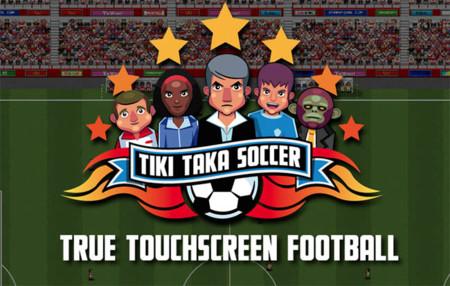 Juegos Android Tikitaka Soccer