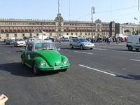 Taxistas de Ciudad de México también se alzan contra Uber y Cabify