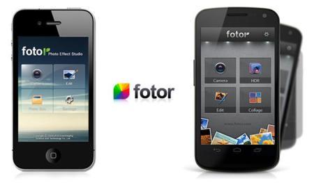 Fotor, una aplicación de fotografía que tal vez merezca un rincón en tu iPhone