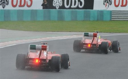 Ferrari se propone mejorar la clasificación