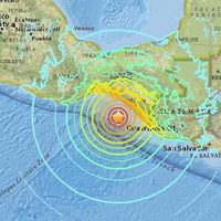 El sismo del 7 de septiembre rompió la placa de Cocos, de acuerdo a investigación en Nature Geoscience