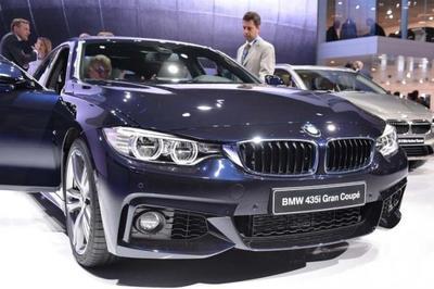 Auto Show de Ginebra 2014: BMW Serie 4 Gran Coupé