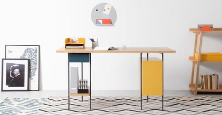 Mesa de escritorio moderna