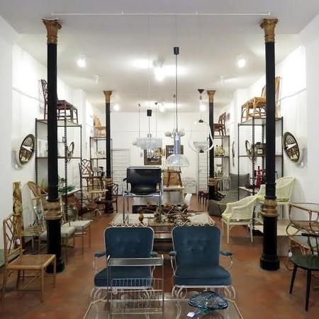 8 tiendas de muebles vintage para volverse loco en madrid for Tiendas de muebles online espana