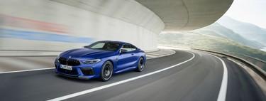 El BMW M8 se corona amo y señor de la familia M: hasta 625 hp de pura seducción