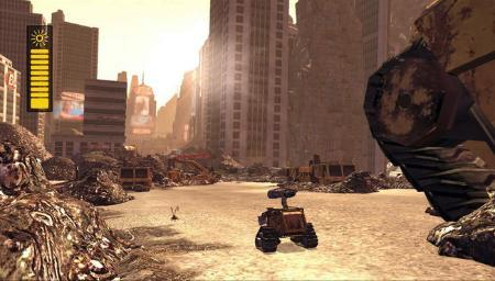 Primeras imágenes del juego de 'Wall-E'