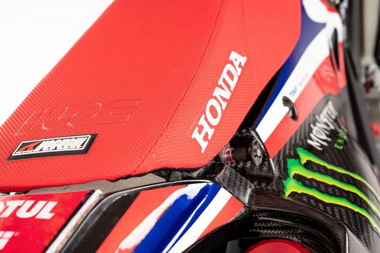 Foto de Honda CRF450 Rally Dakar 2021 (5/16)