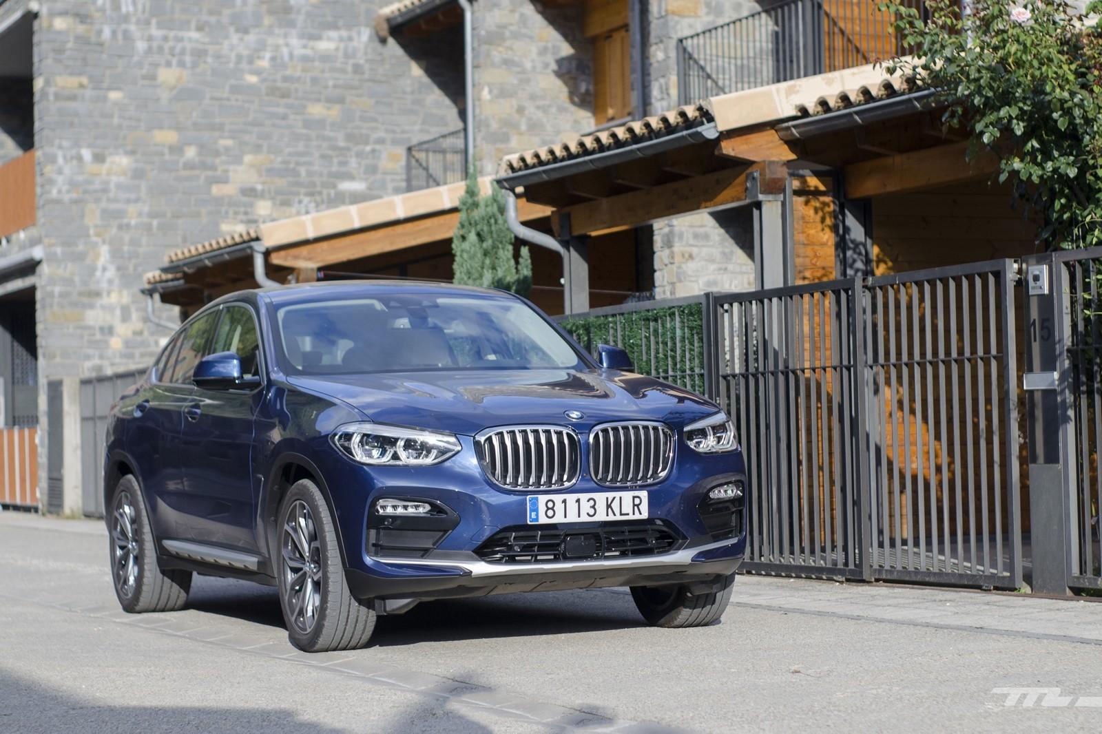 Foto de BMW X4 2018, prueba (22/65)