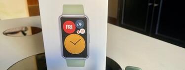 Probamos el Huawei Watch Fit: una semana de batería y carga súper rápida para el nuevo smartwatch orientado a los deportistas