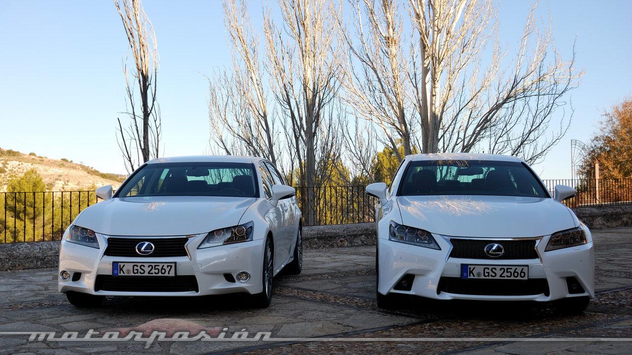 Foto de Lexus GS 300h (presentación) (2/22)