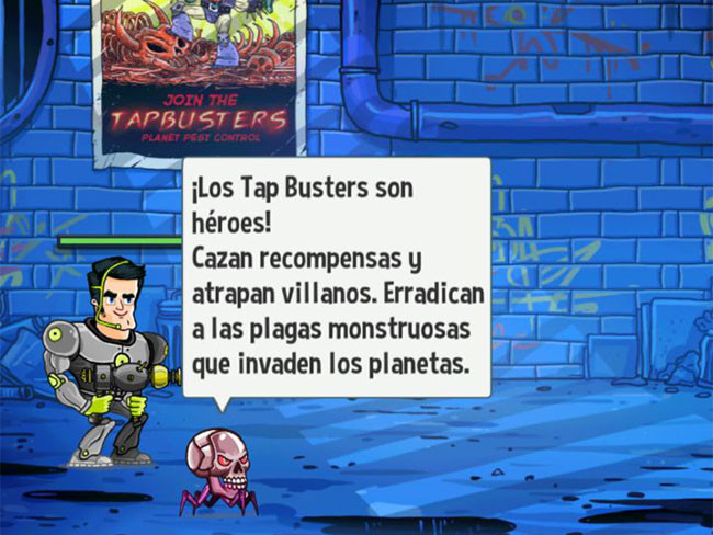 Tap Busters