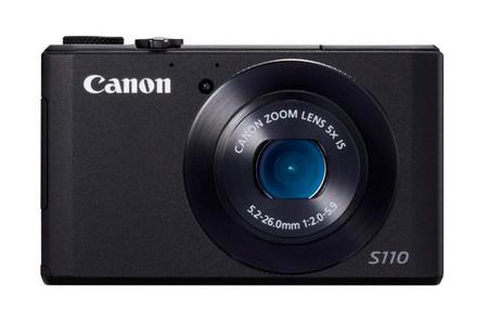Canon Powershot S110: Nueva cámara compacta de gama alta