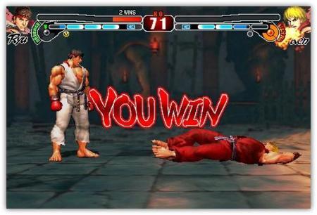 Street Fighter IV, los grandes juegos llegan al iPhone