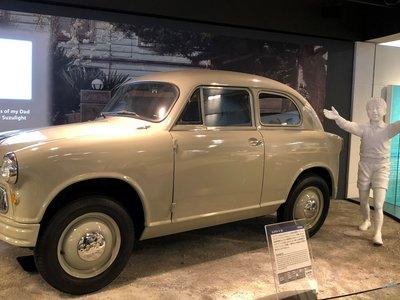 De los telares a los automóviles: así nació el Suzulight, el primer coche de Suzuki