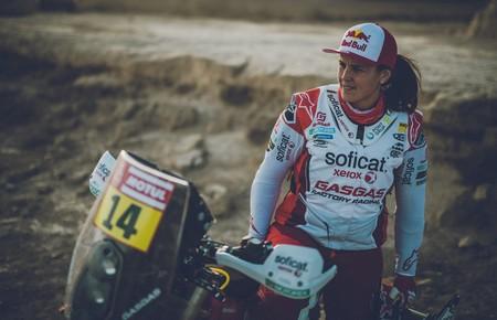 Laia Sanz Dakar 2020 Arabia Saudi