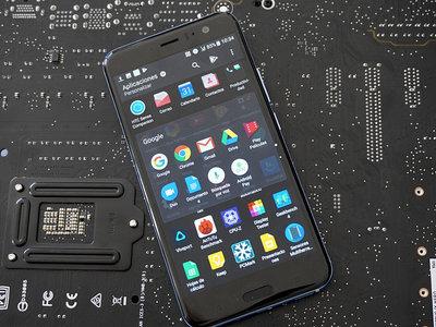La versión mini del HTC U11 está al caer y esto es todo lo que sabemos sobre él