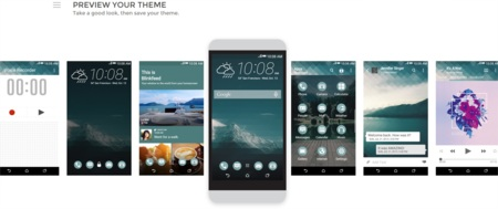 Htc Theme Preview