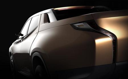 Mitsubishi presentará dos modelos conceptuales en Ginebra, un Pick up híbrido y un coche eléctrico