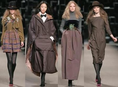 Sportmax en la Semana de la Moda de Milán Otoño/Invierno 2007/08