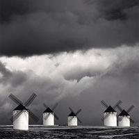 La fotografía elegante de Michael Kenna