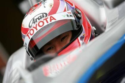 Se va definiendo la parrilla 2008 de la GP2